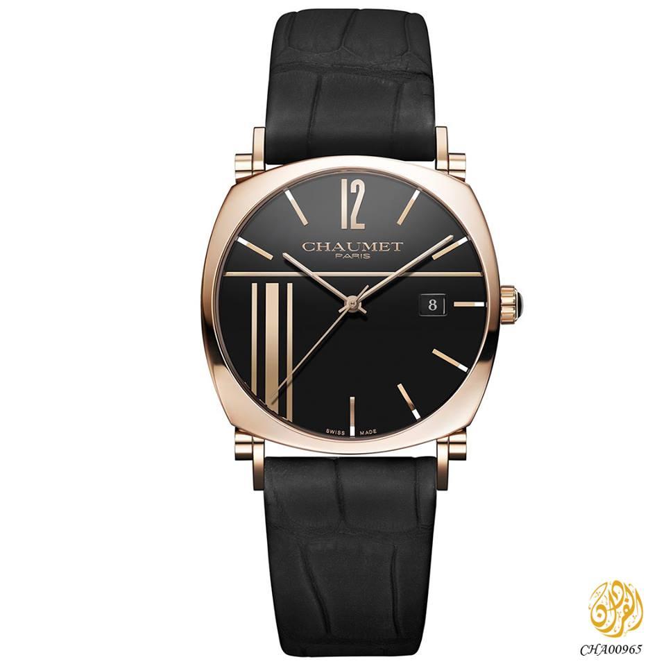 ساعة رجالية مميزة من مجموعة «داندي» من شوميه
